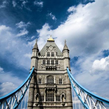 London Bridge, Canon POWERSHOT SD880 IS