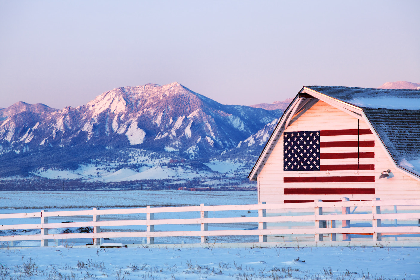 Photograph American Barn by Ben Klaus on 500px