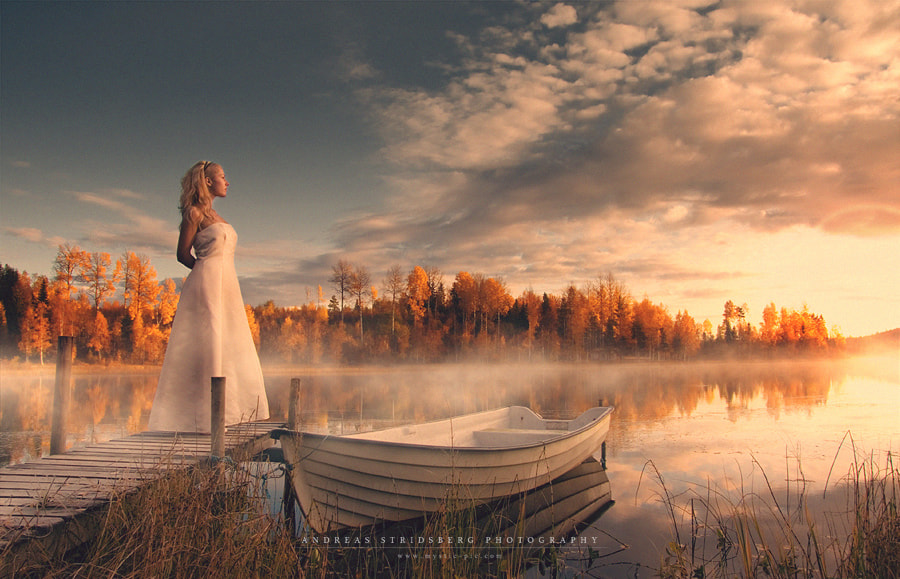 Photograph The Bride by Andreas Stridsberg on 500px
