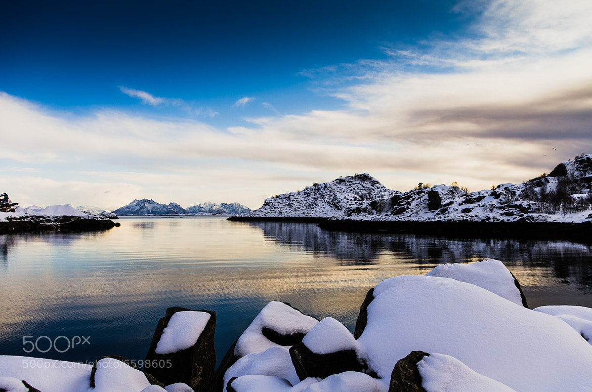 Photograph View from Annfinnsletta by Robin Holm on 500px