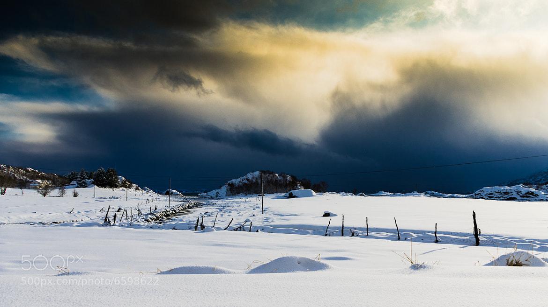 Photograph Near Øksnes by Robin Holm on 500px