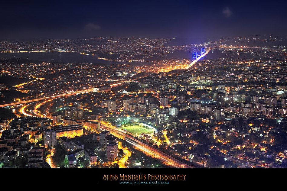 Photograph Istanbul & Night by Alper Mandalik on 500px