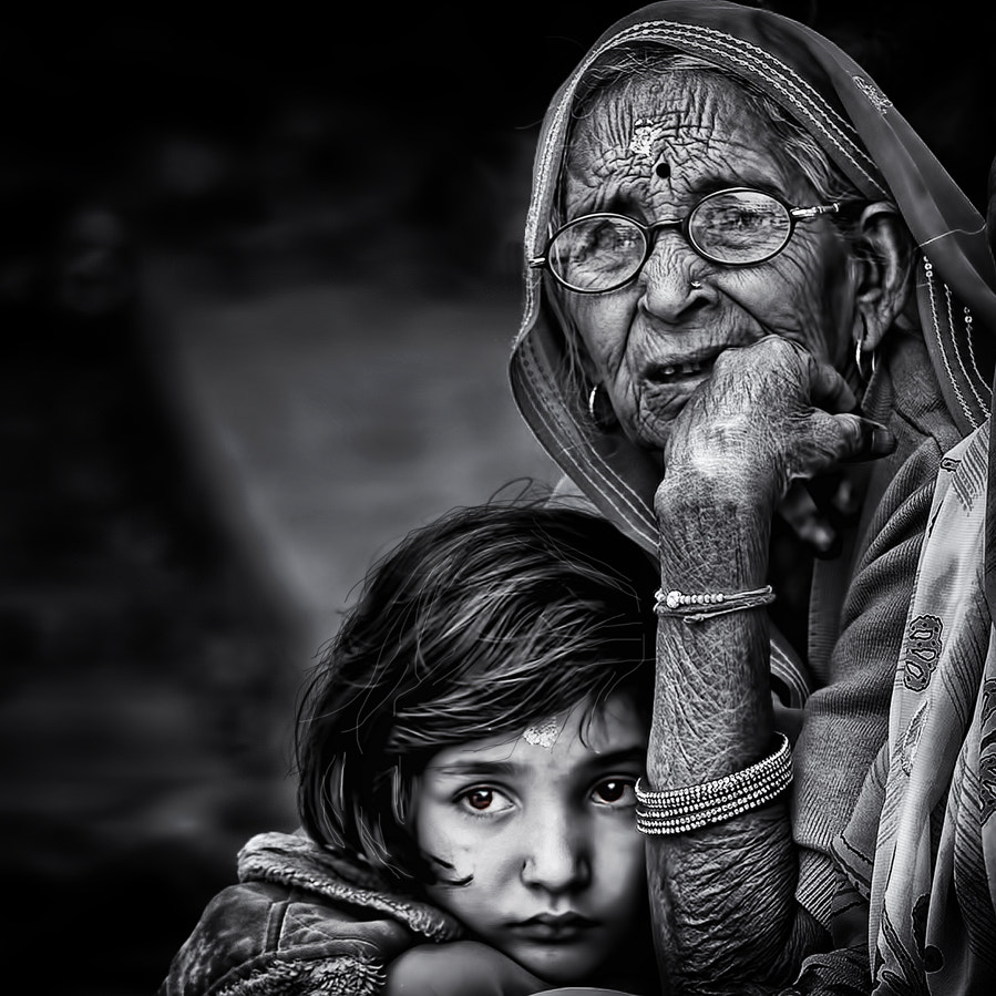 Photograph grandmother by piet flour on 500px