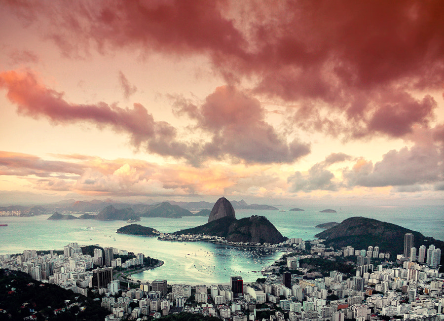 Photograph Rio de Janeiro II by Isac Goulart on 500px