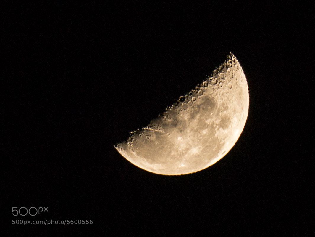 Photograph 13th April Moon by raz has on 500px