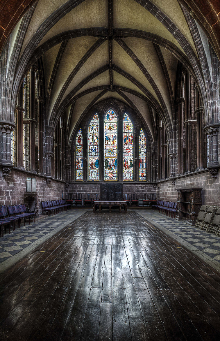 Photograph Chapter House by Dave Wood on 500px