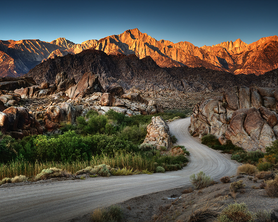 Photograph Alabama Hills by Ben Hearthside on 500px