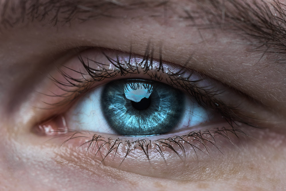 Photograph Eye II by Oliver Wagner on 500px