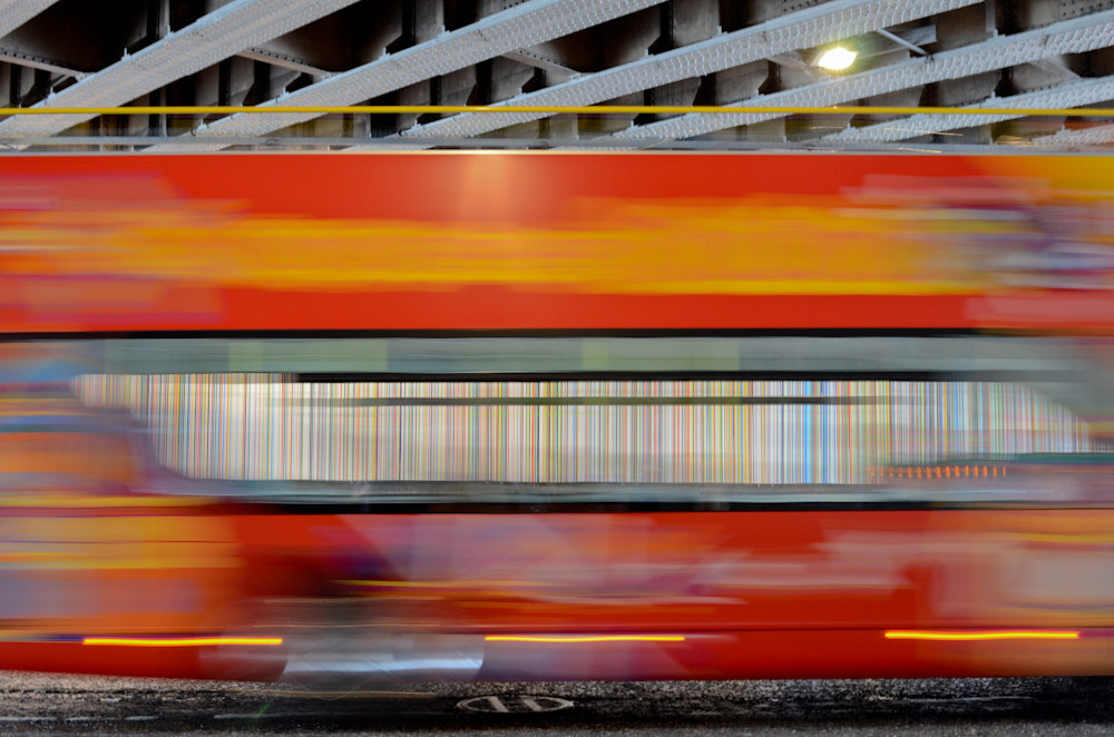 Photograph London bus and wall by michael thompson on 500px