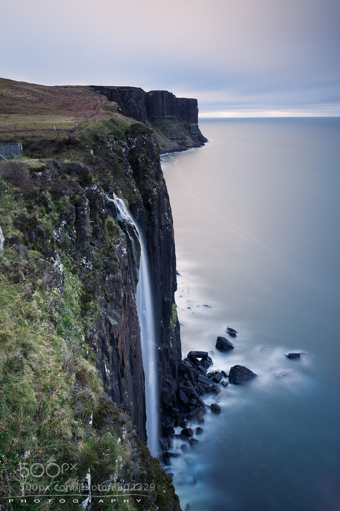 Photograph Sunset at Kilt rock by Matteo Colombo on 500px