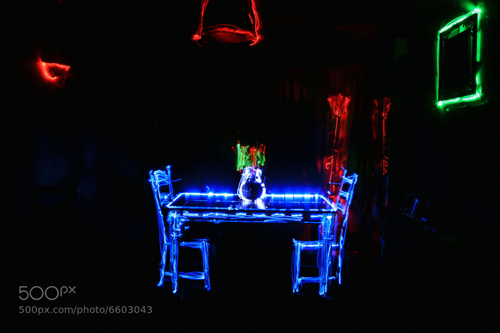 Photograph Light Painting HD #1 - The Time Lapse Guys by The Time Lapse Guys on 500px