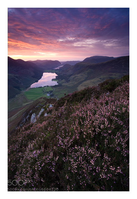 Photograph Buttermere, Lake District National Park, England by Russell Pike on 500px