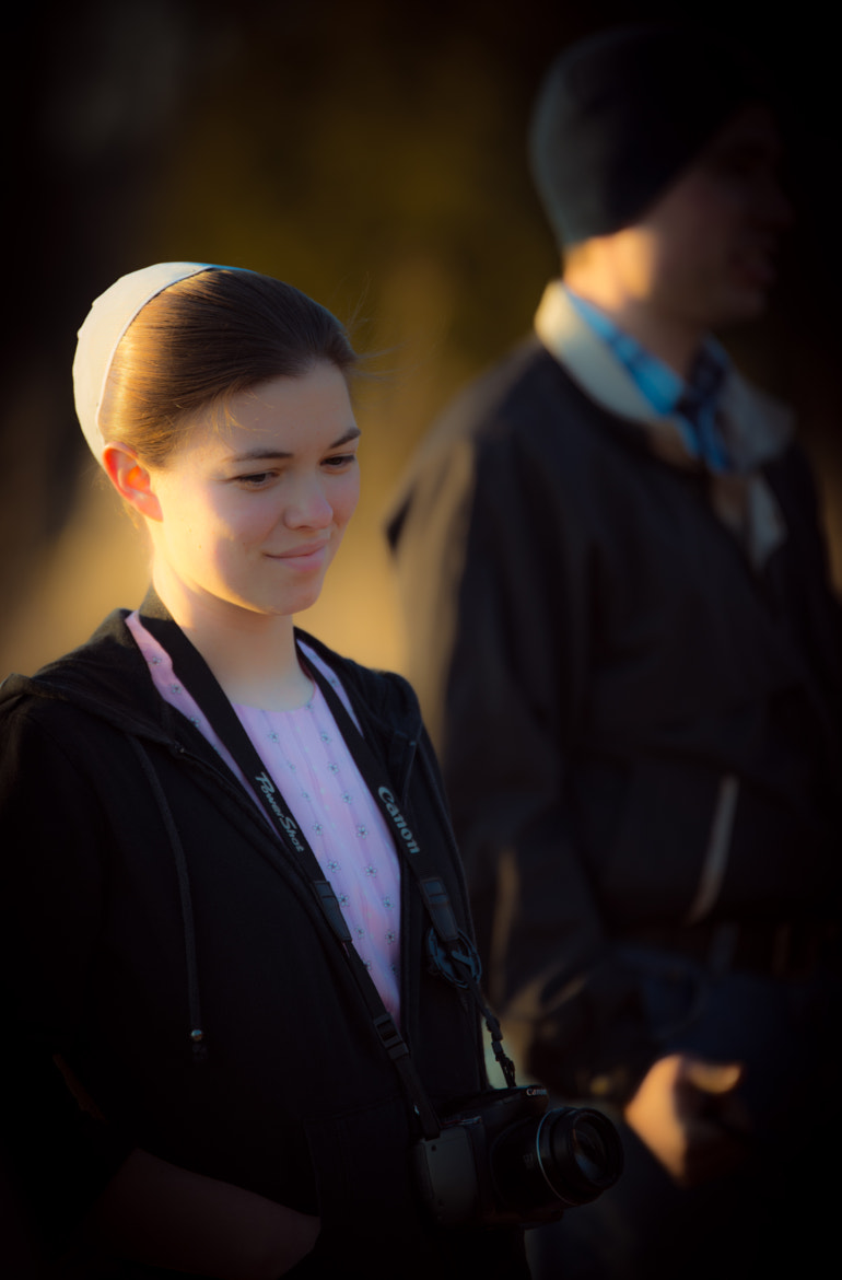 Photograph Amish Young Girl by SSS888 on 500px