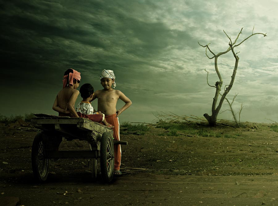 Photograph caring brother by budi 'ccline' on 500px