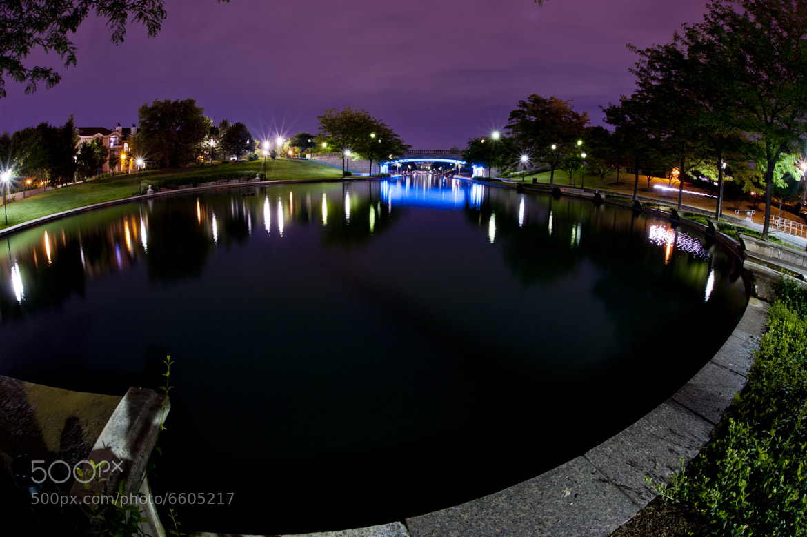 Photograph Indianapolis Canal by Bradley Clampitt on 500px