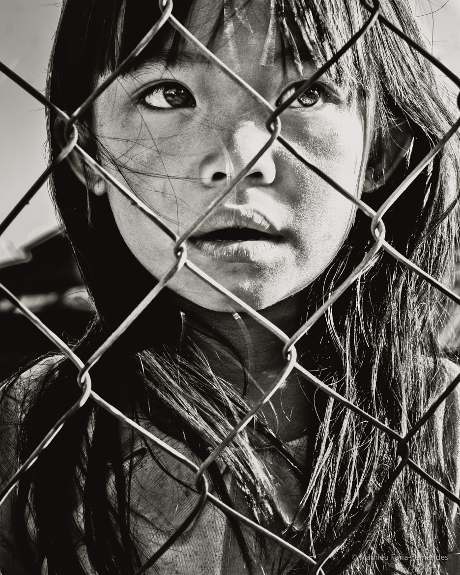 Photograph The little girl with bewitching eyes #02 - http://mathieufariafernandes.com by Mathieu Faria-Fernandes on 500px