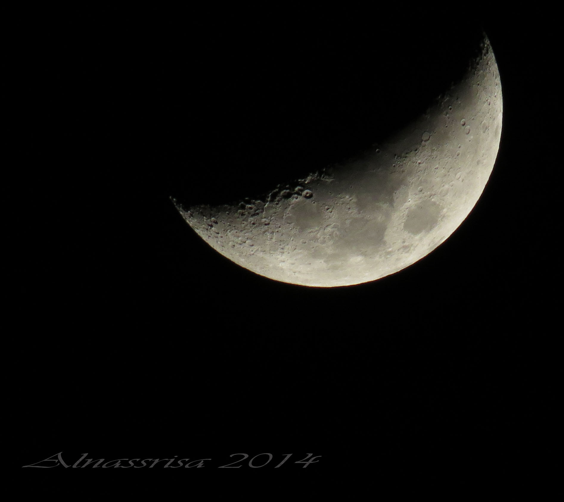 Photograph moon by Saeed Nassri on 500px
