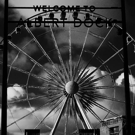 Welcome to Albert Dock