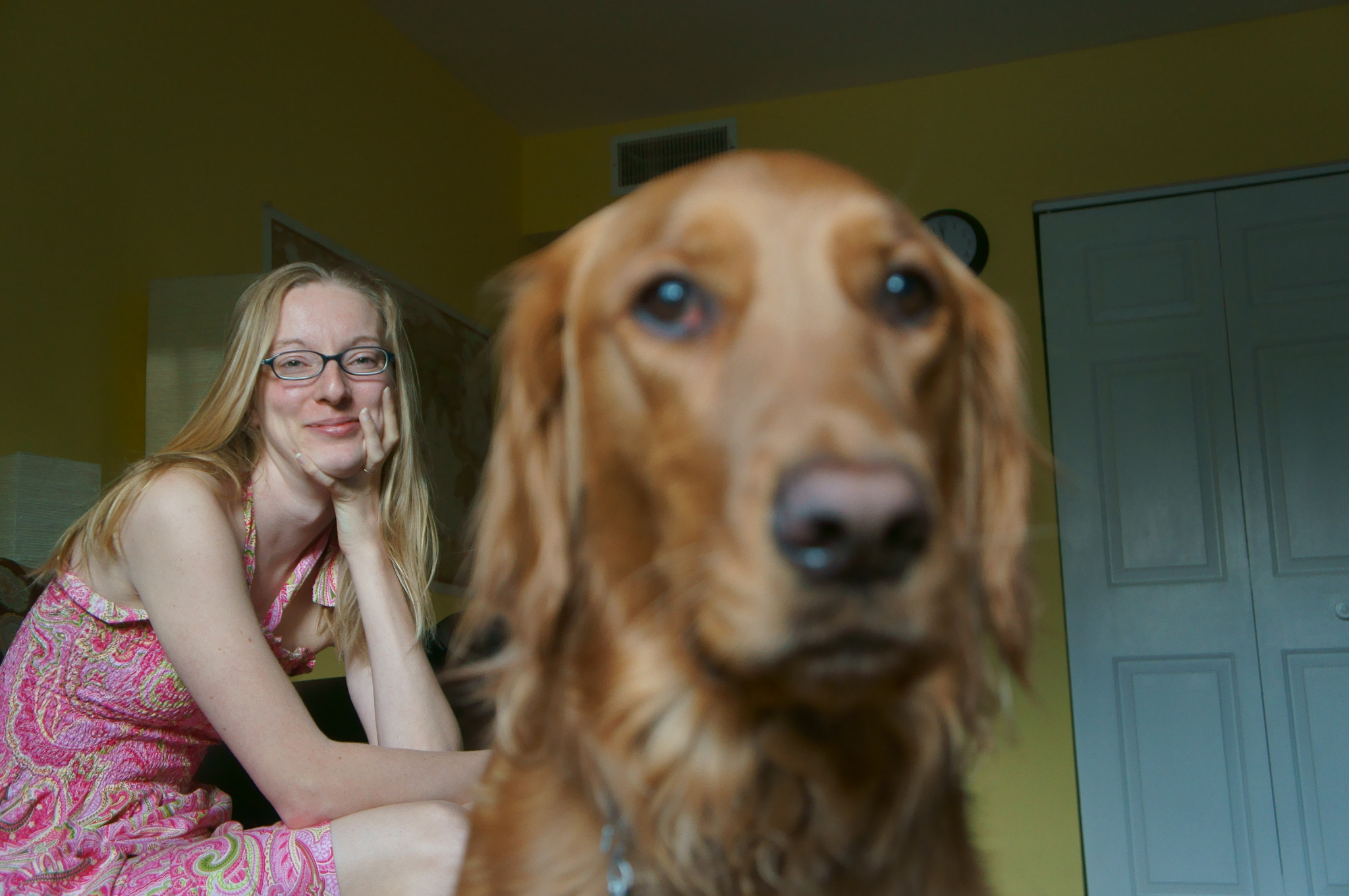 Photograph Sarah and Tilly-2 by William Lohsen on 500px