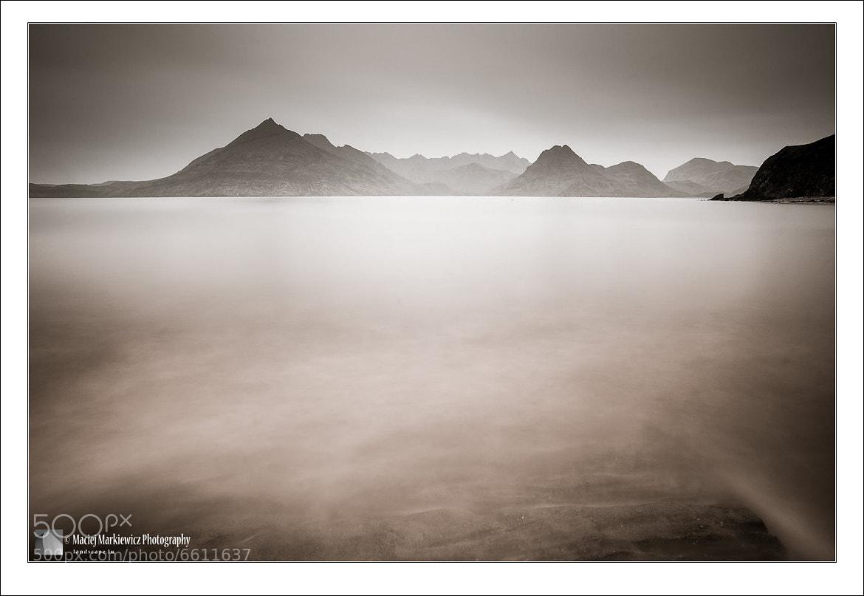 Photograph The Cuillins by Maciej Markiewicz on 500px