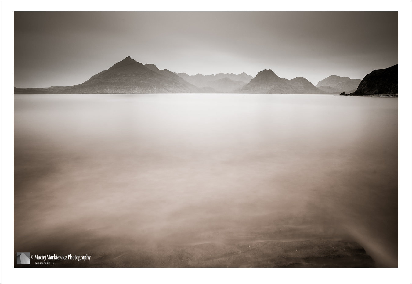 Photograph The Cuillins by Maciej Markiewicz on 500px