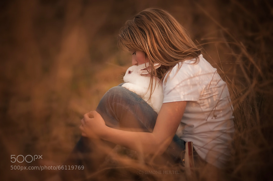 Photograph two hearts by Simone Hertel on 500px