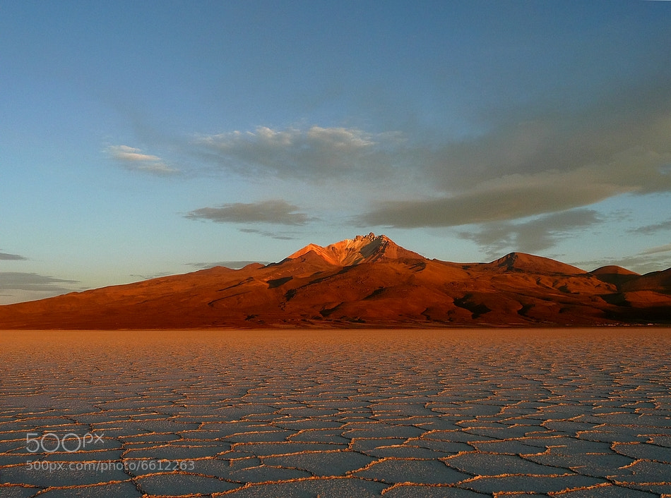 Photograph Volcan Tunapa en Bolivie by Olivier B on 500px