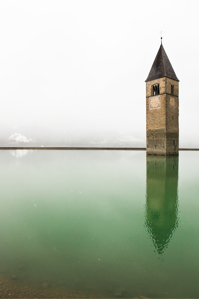 Photograph Lago di Resia by Björn Borgers on 500px