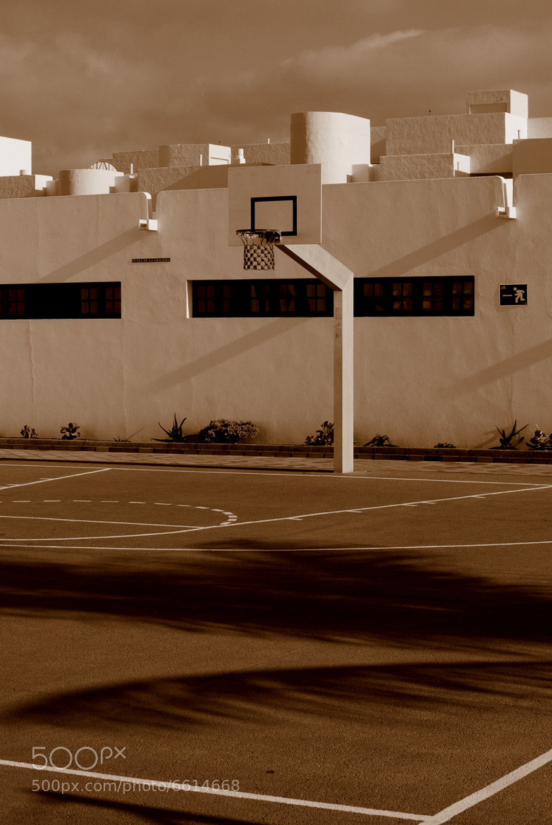 Photograph Street basket by christian agner on 500px