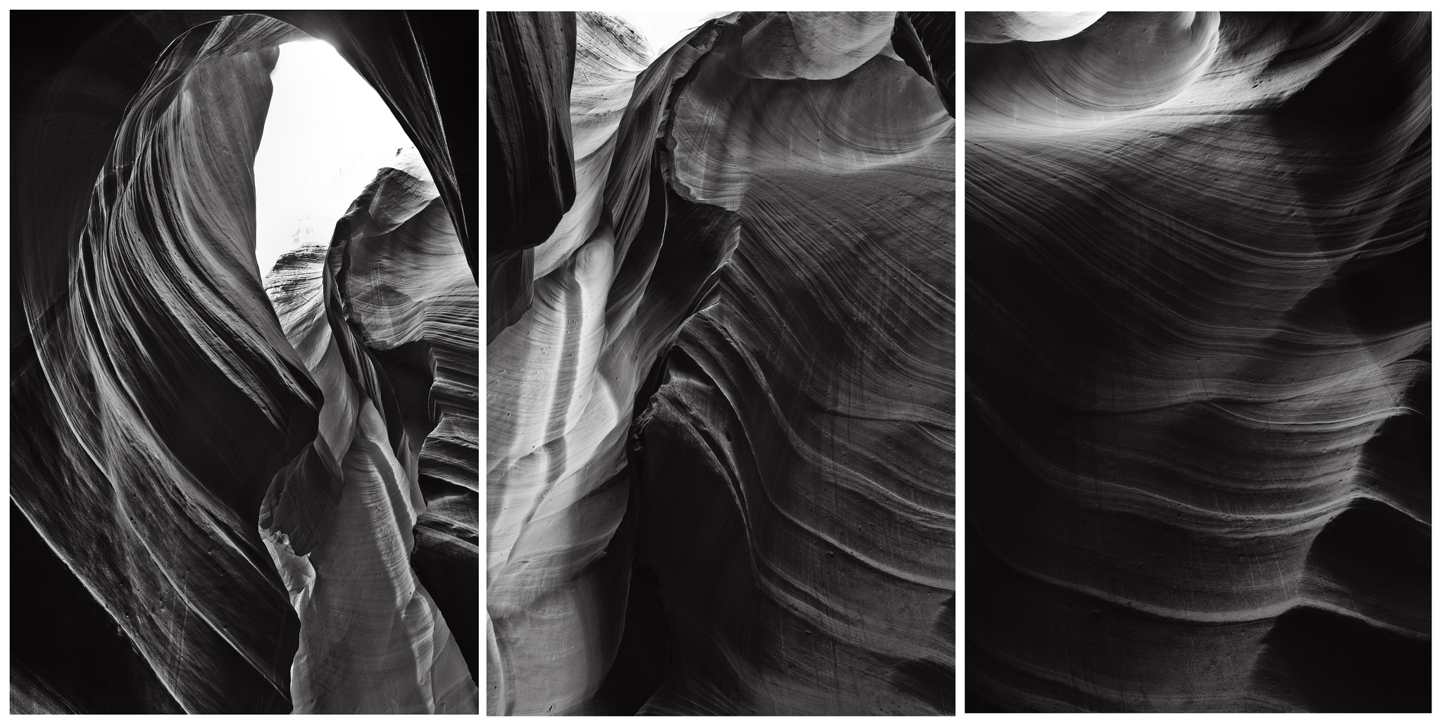 Photograph Antelope Canyon - B&W by Stephen Yelverton on 500px