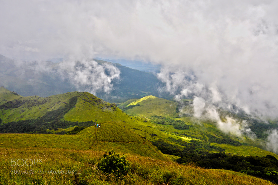 Photograph Beauty of Mountain by Subbu Sullia on 500px