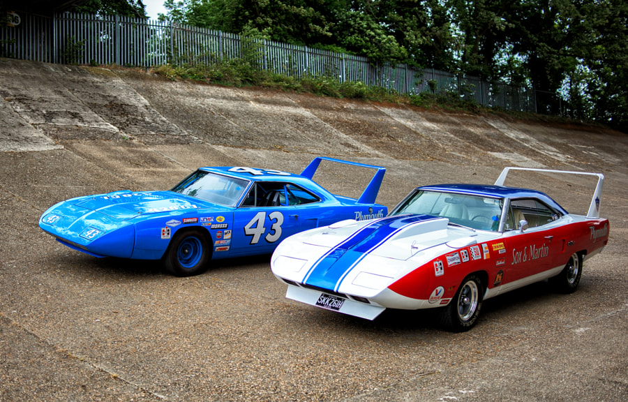 Plymouth Superbirds @ Brooklands