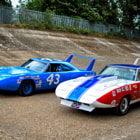 Постер, плакат: Plymouth Superbirds @ Brooklands