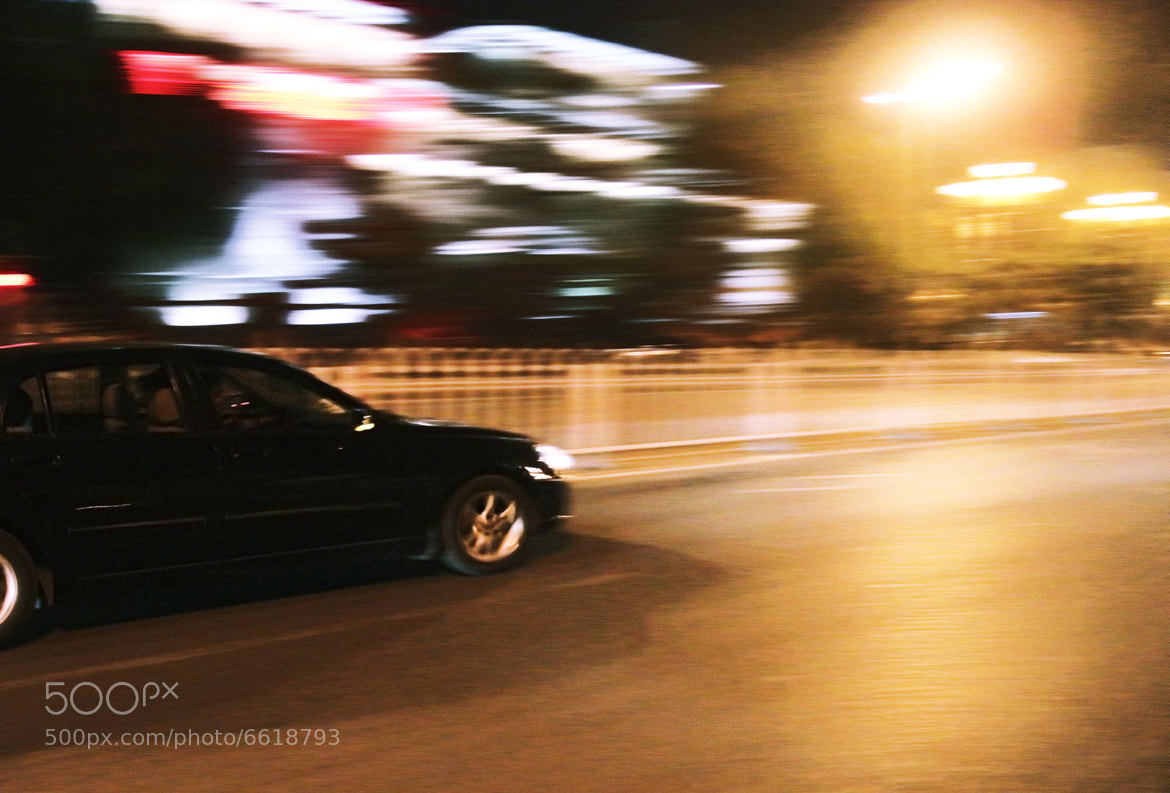 Photograph Speed in Night by Rock Liu on 500px