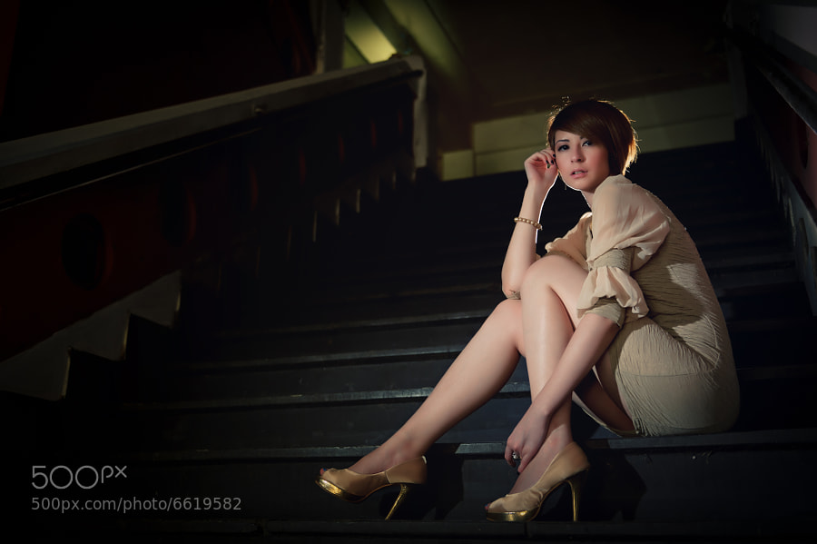 Photograph * Naomi IV * by Denny Siauw on 500px