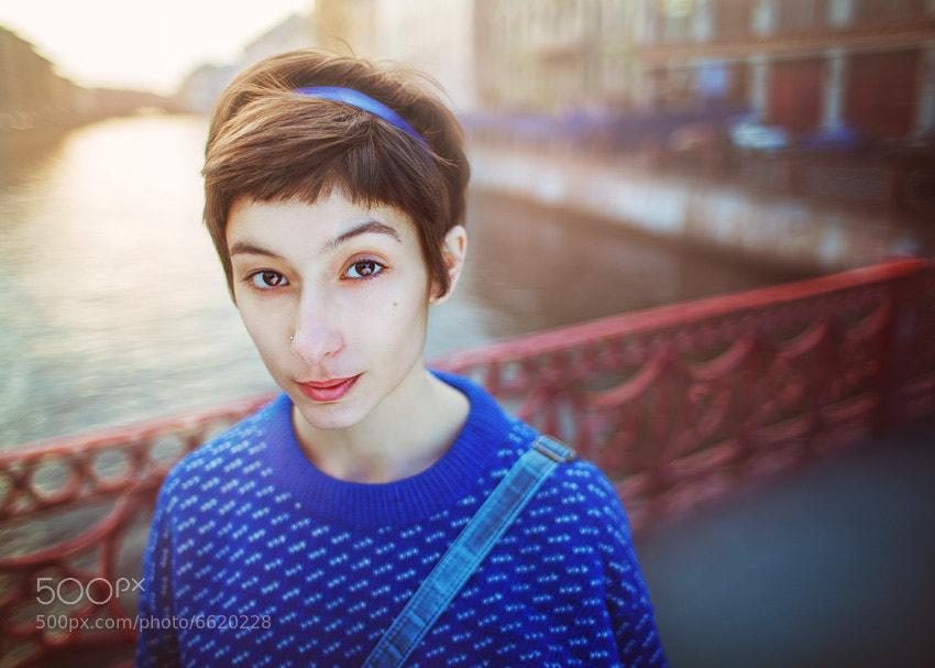 Photograph Sofia by Daniil Kontorovich on 500px