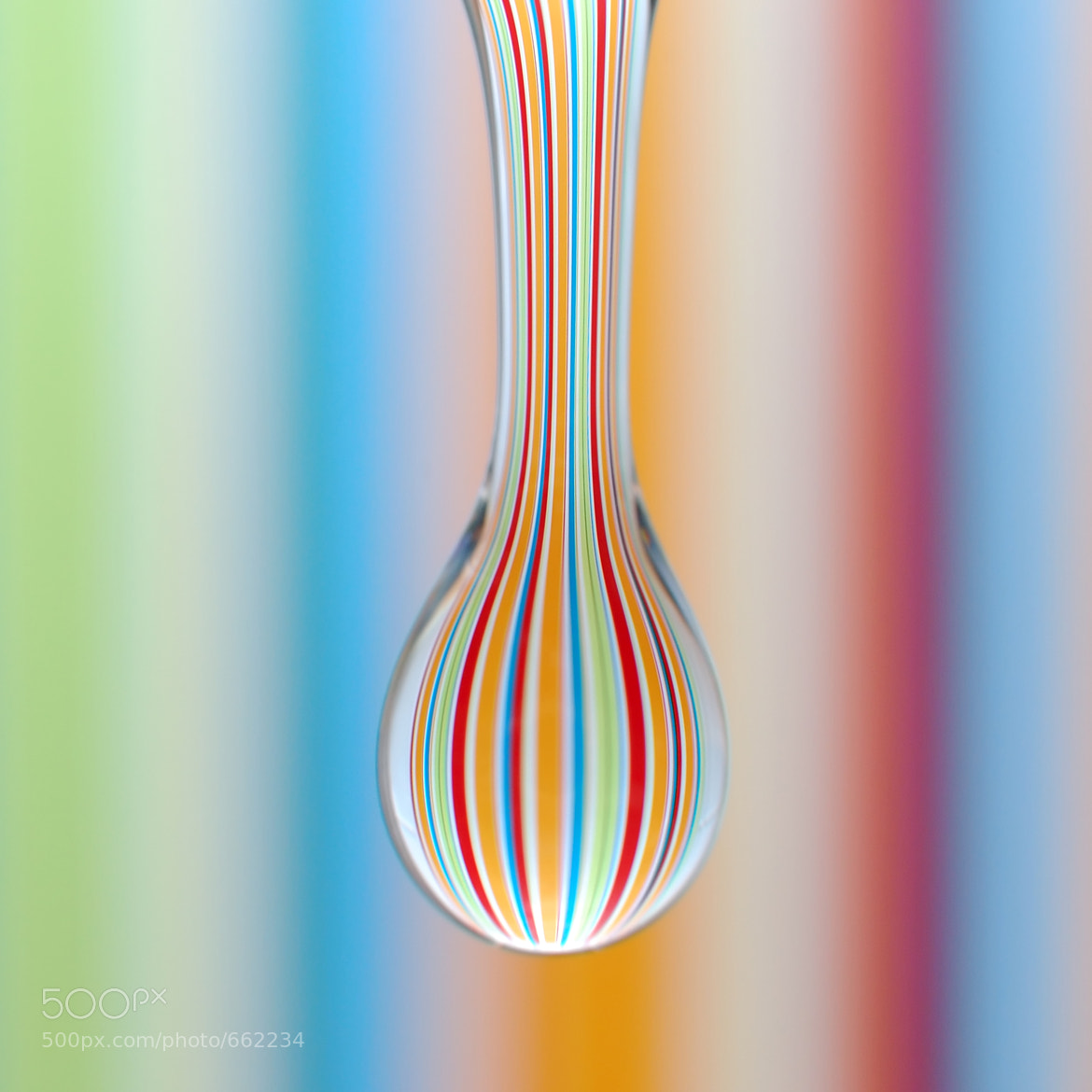Photograph Water drop by Nicolas Chateau on 500px