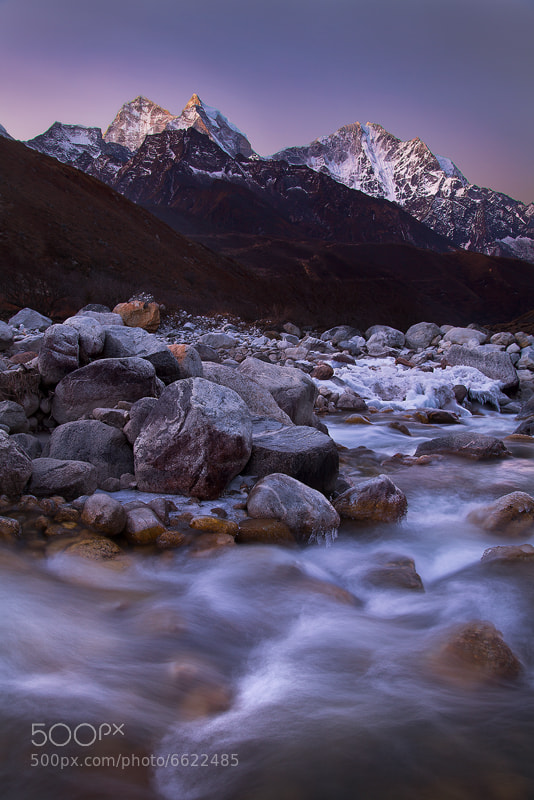 Photograph Himalayan Peaks by Koveh Tavakkol on 500px