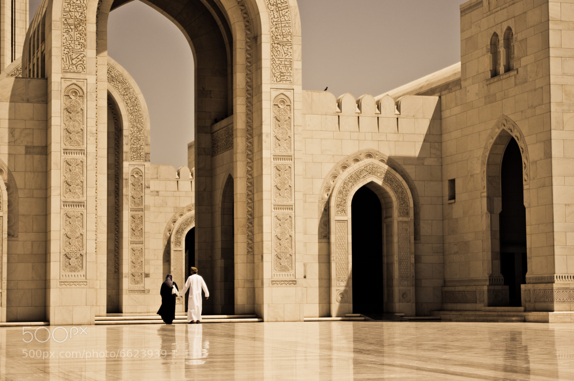 Photograph Visit at Mosque  by Philipp Burgkart on 500px