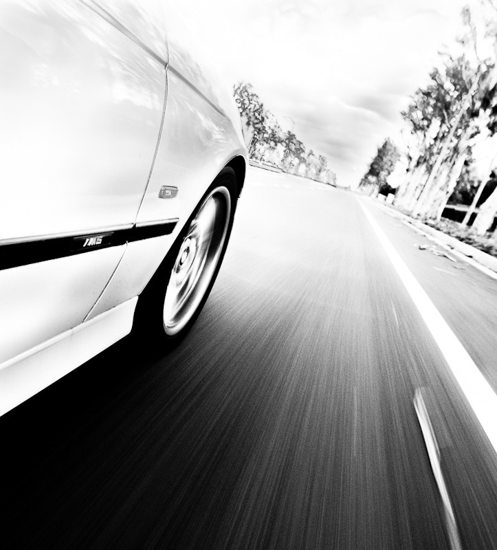 Photograph M5 in Motion by AB Photography on 500px