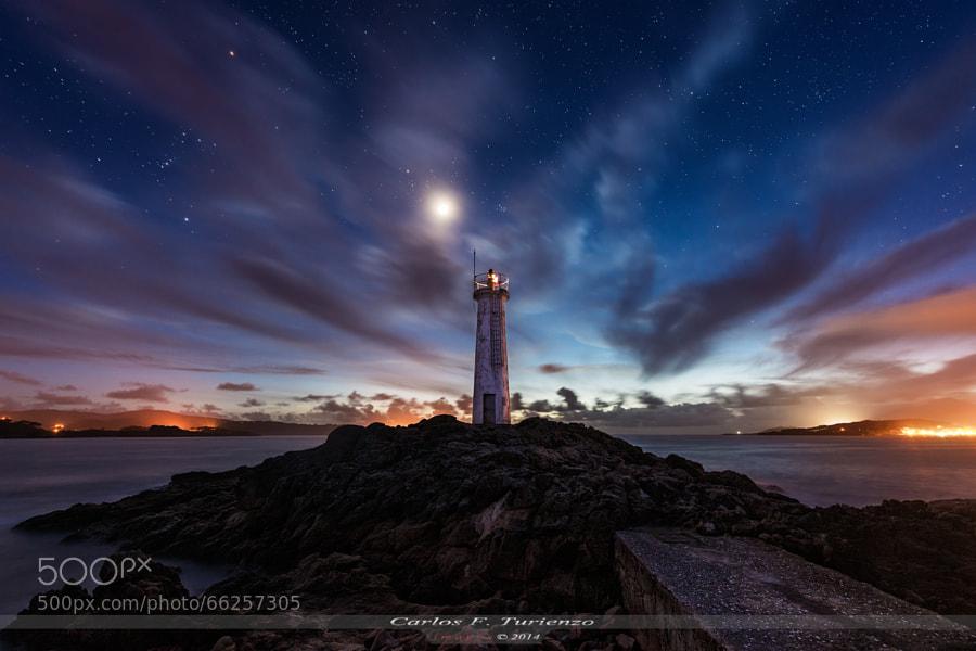 Photograph Faro de Playa Lago by Carlos F Turienzo   on 500px