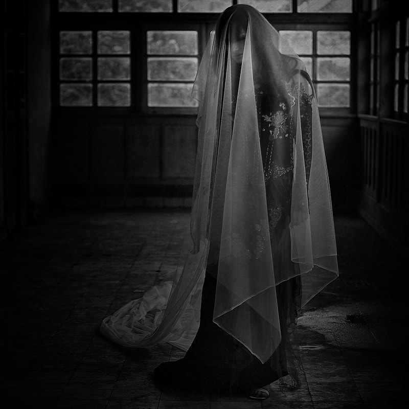 Photograph my darkness bride by mukti echwantono on 500px