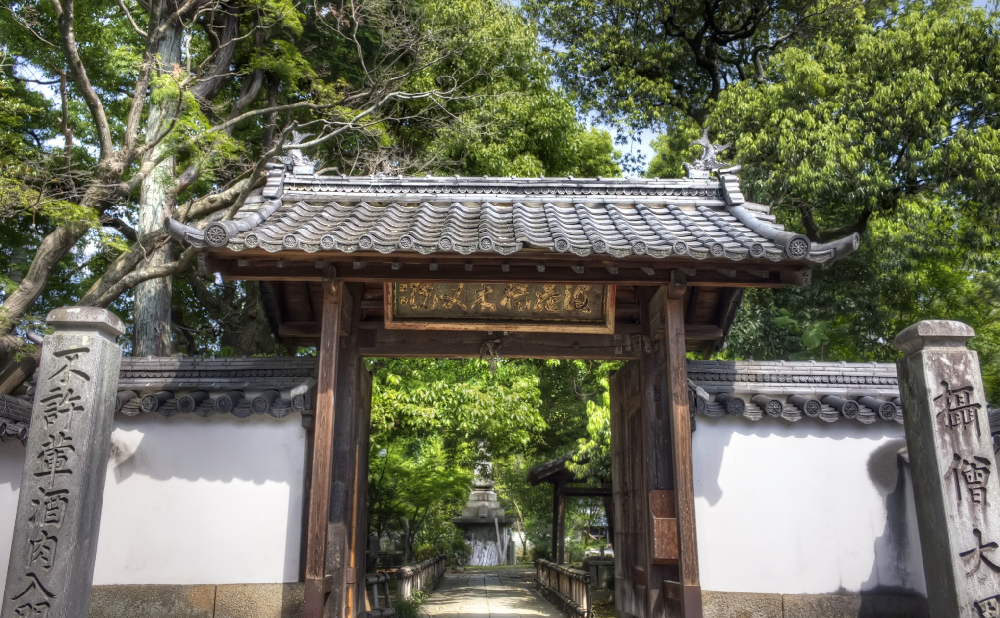 Photograph Temple Gateway by David LaSpina on 500px