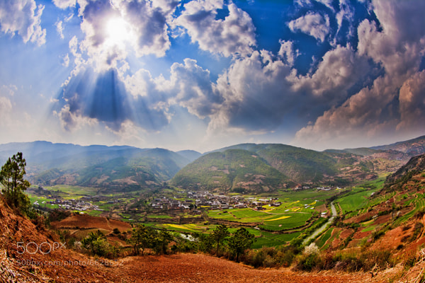 Photograph Yunnan by Zhang Rui  张睿 on 500px