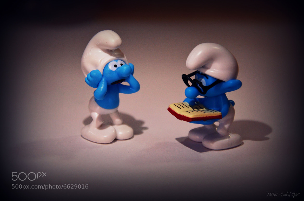 Photograph Smurfs by Yiğitcan Sümbelli on 500px