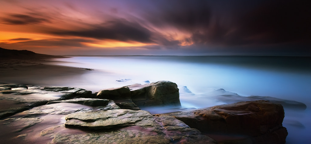 Photograph Back to the shore once more by Mark Southgate on 500px