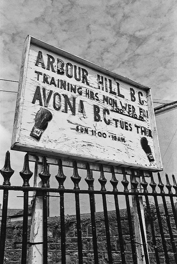Photograph Arbour Hill Boxing Club by Laurent Holdrinet on 500px