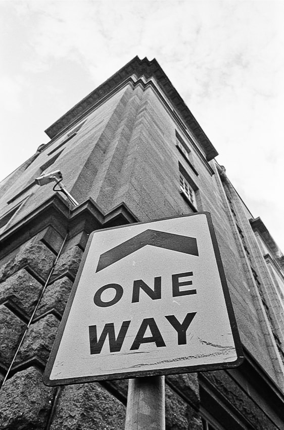 Photograph One Way by Laurent Holdrinet on 500px