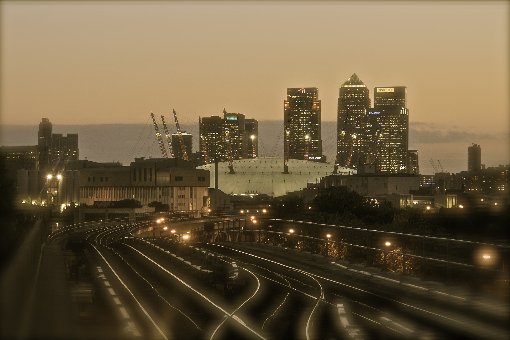 Photograph Tracks to the city  by Yousef Alsaibie on 500px