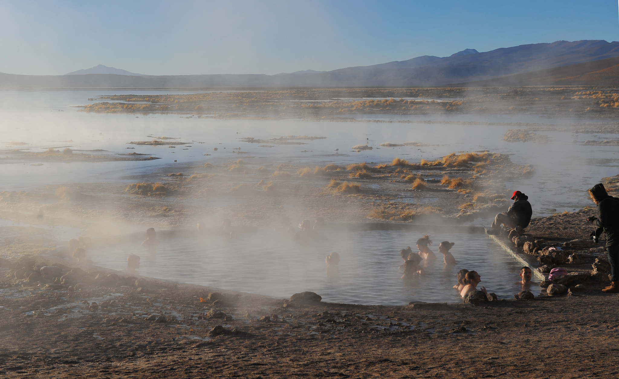 Photograph Hot Springs by Marilyn Sonnie on 500px